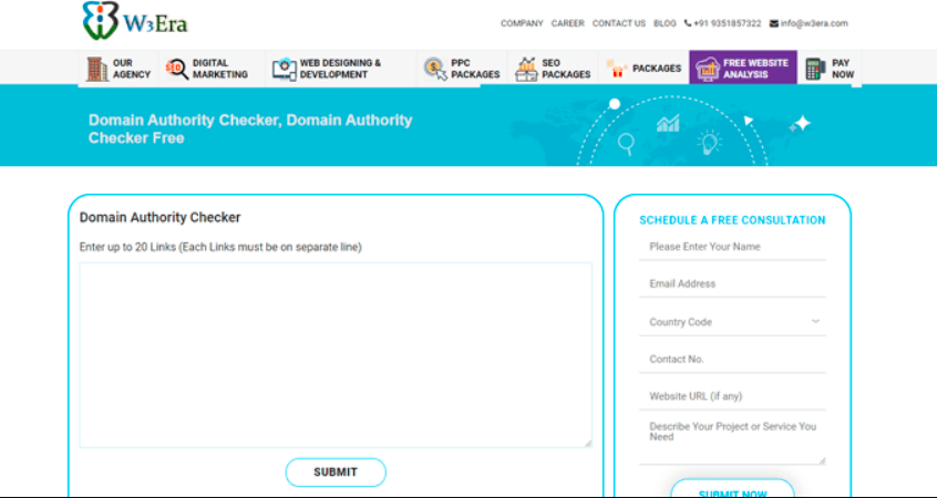 Fastest Domain Authority Checker Tools 2021
