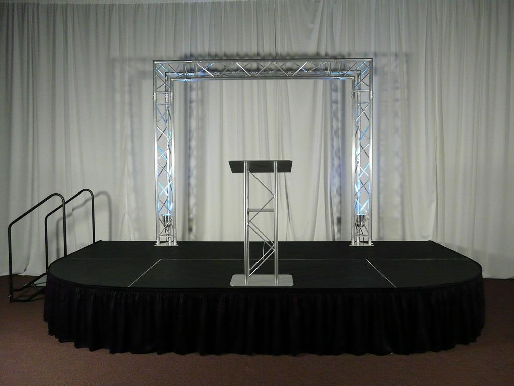 The Benefits of NexGen Portable Staging