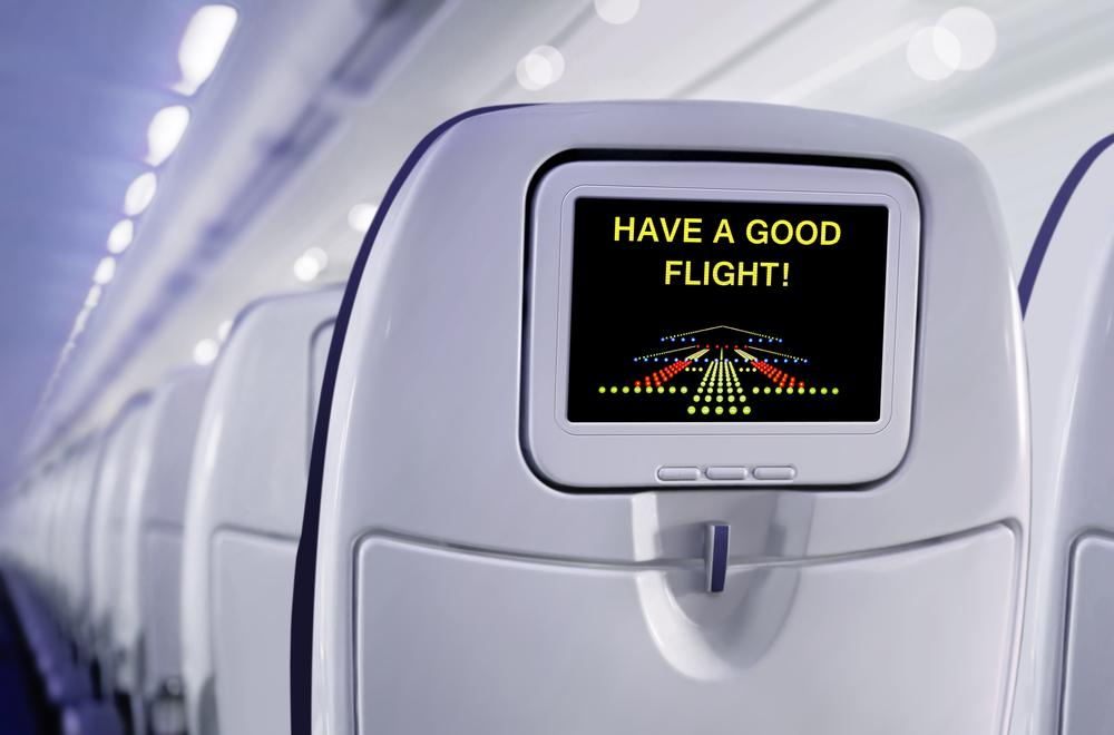 Everything Your Must Know About In-Flight Advertising