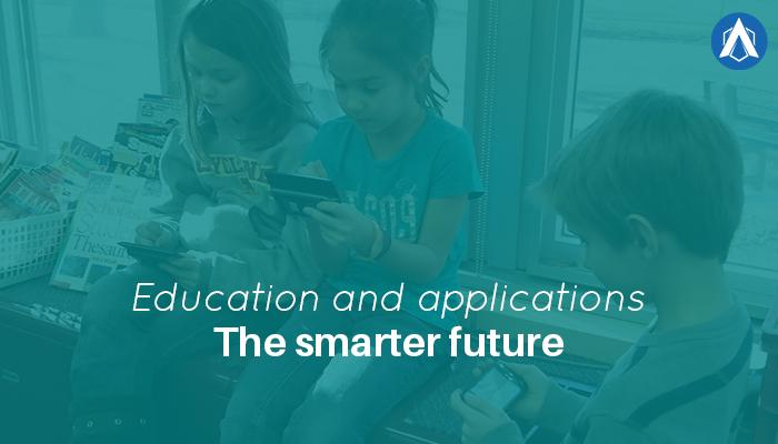 IMPROVING EDUCATION WITH MOBILE AND WEB APPLICATIONS