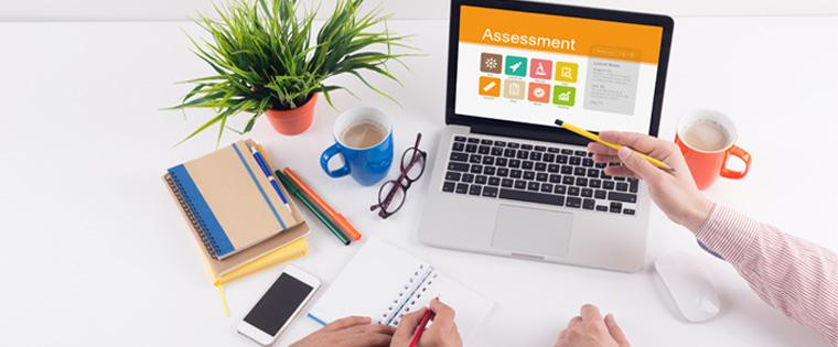 A detailed study of online assessment
