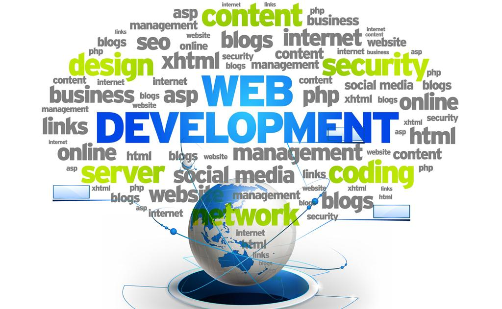 What are the Web development technologies?