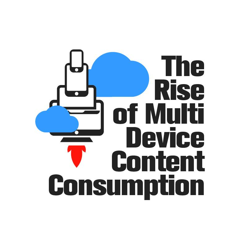 Multi-Screen Content Consumption - Infographic