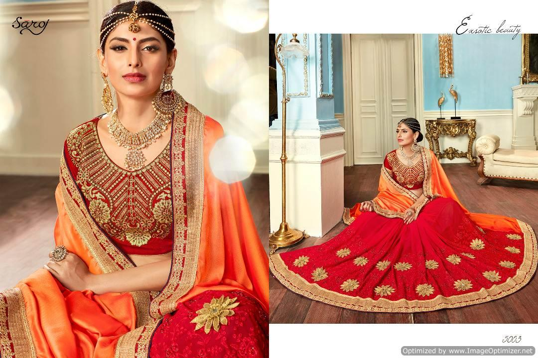 Top 10 Designer Saree Supplier in Surat