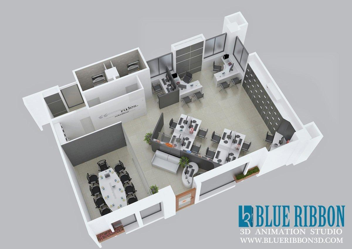 3 Reasons Why You Have to Add 3D Floor Plans to Your Catalogue