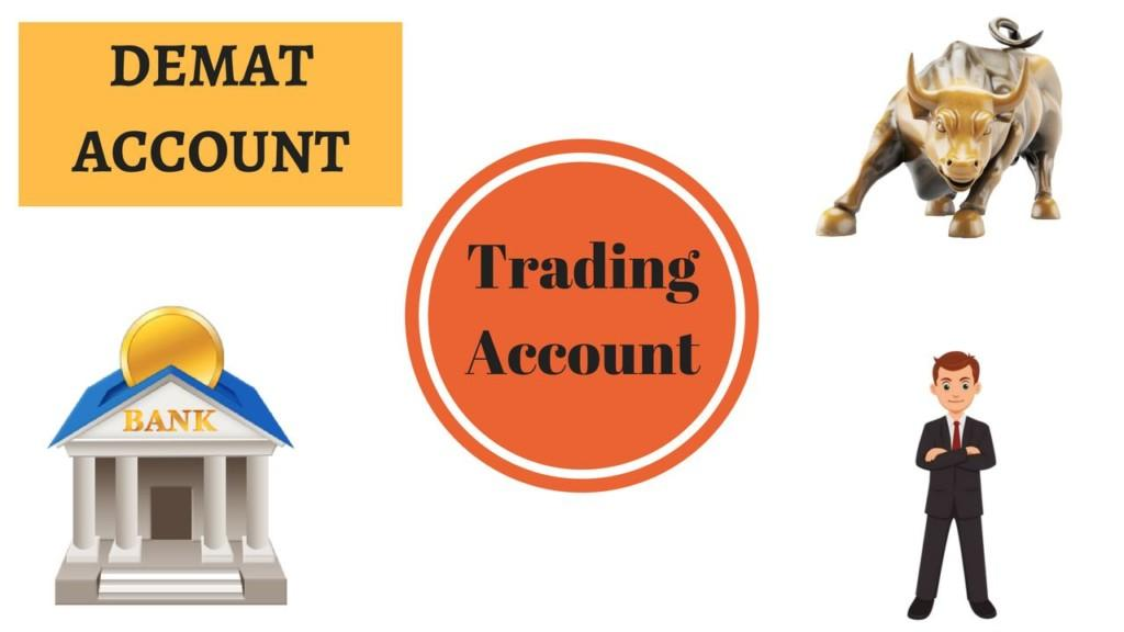 The Primary Differences Between a Demat Account and Trading Account