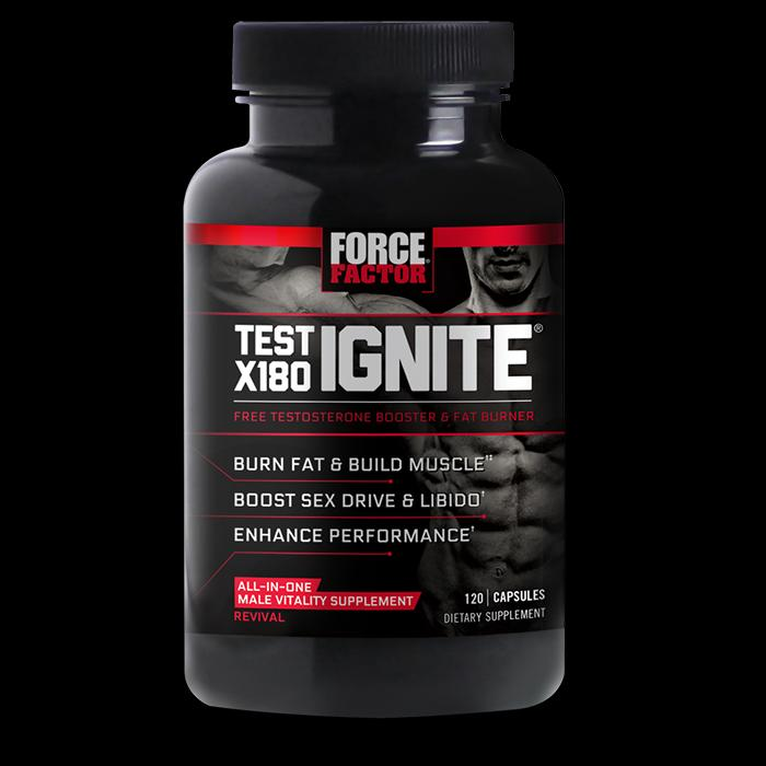 Test X180 Ignite: Worth Buying? (Supplement Summary)