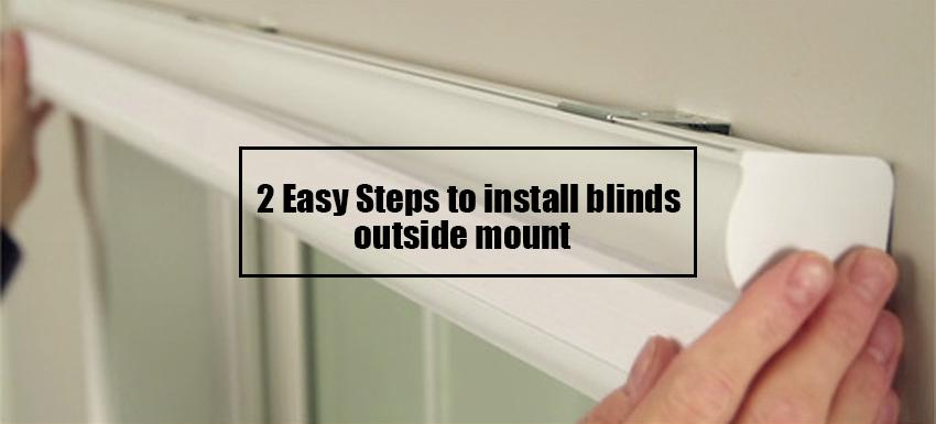 Best guide how to fit blinds for windows