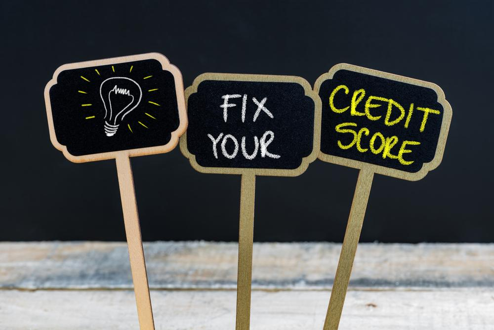 Some Points That Will Make You Fix Your Credit Score Right Now