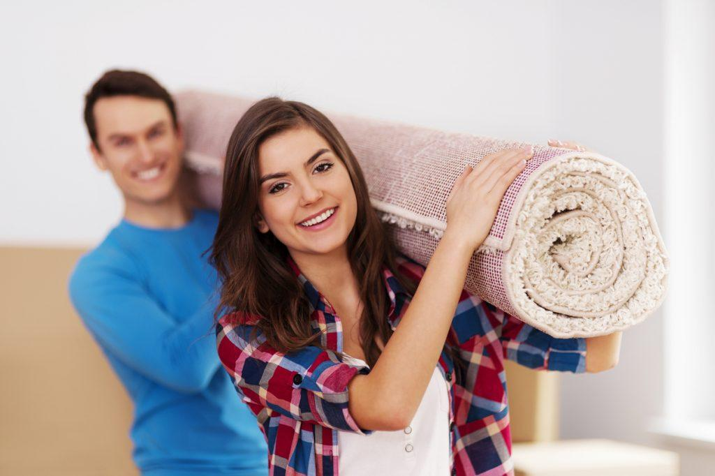 Four Important Benefits You Get By Hiring Professional Carpet Cleaners