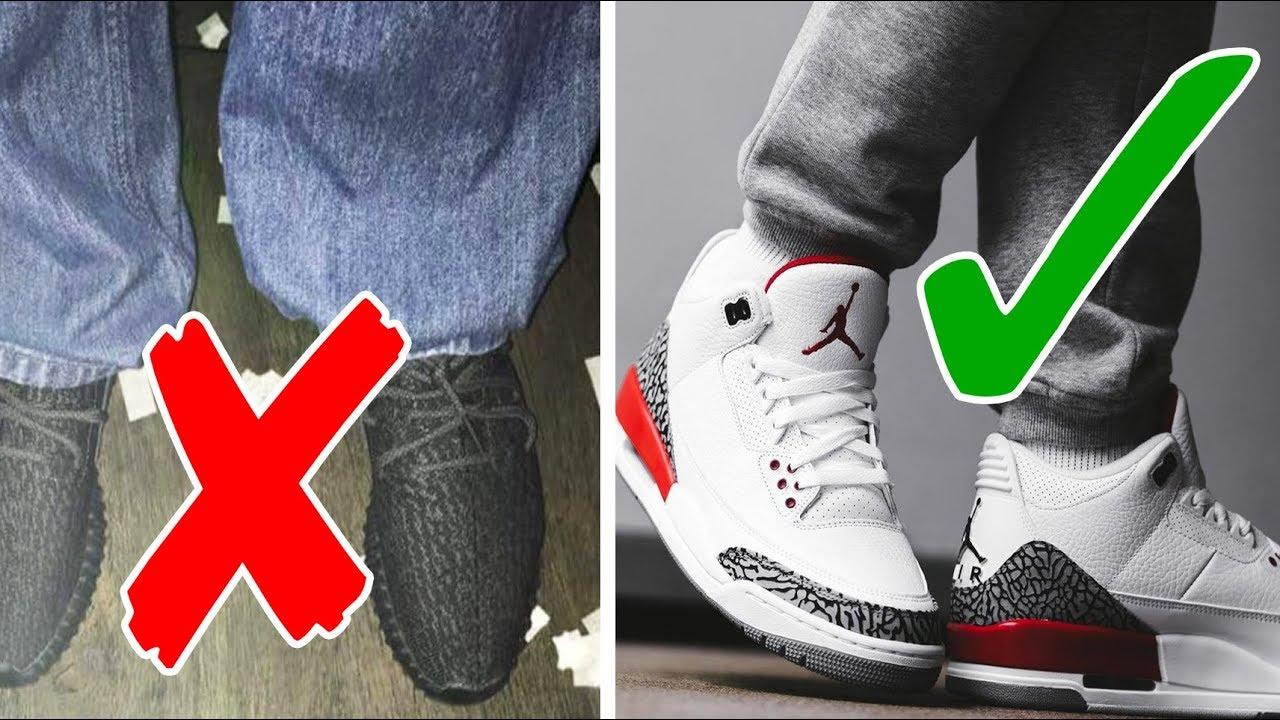 5 Sports Shoe Shopping Mistakes You Should Avoid