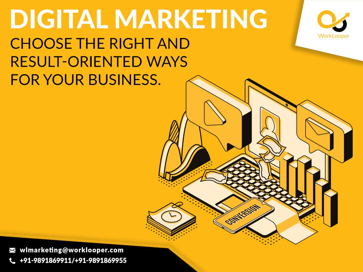 Major Types of Digital Marketing Plans to Promote Your Business