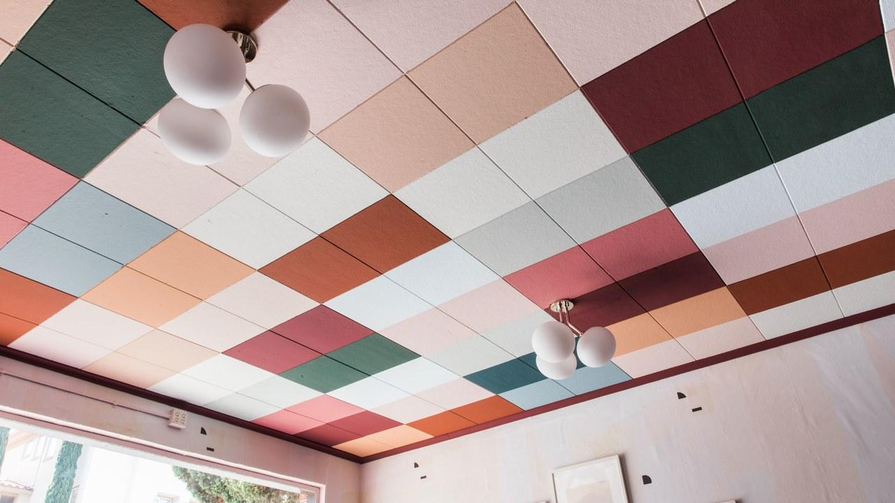 Types Of The Ceiling Tiles To Install In Property