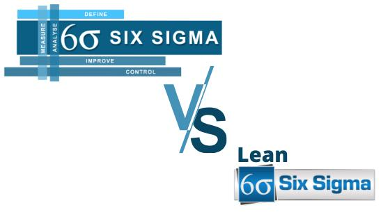 Six Sigma Certification vs Lean Six Sigma Certification