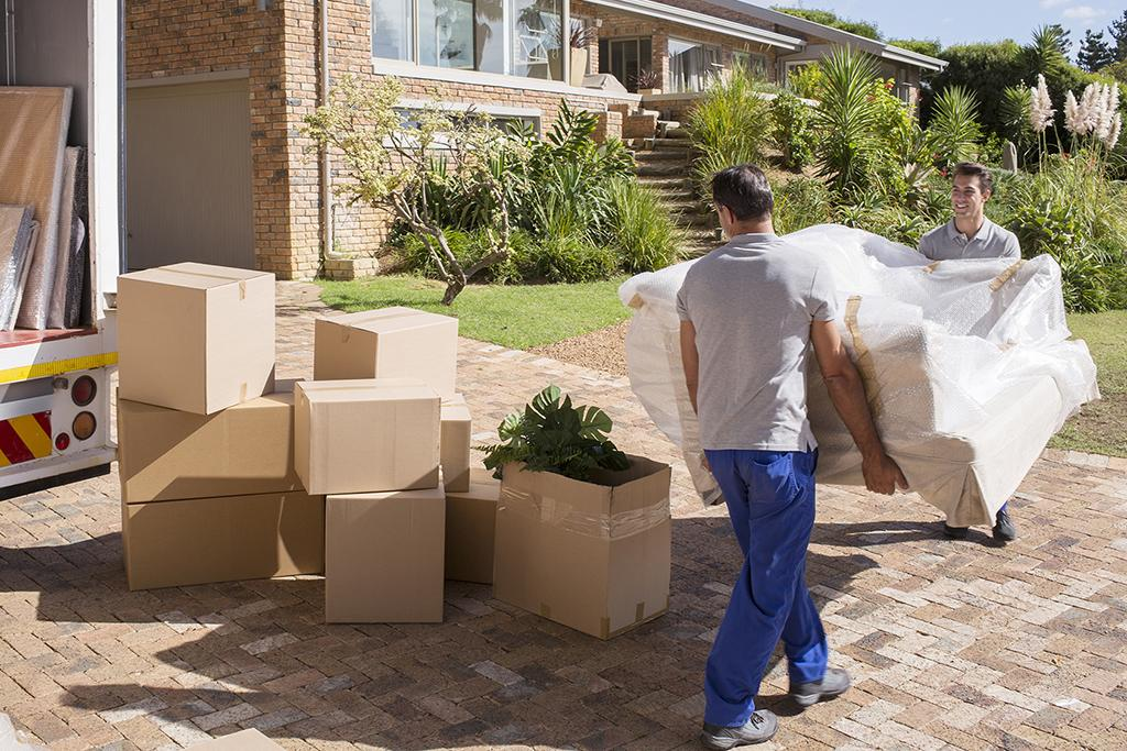 A Handy Checklist When Moving Home