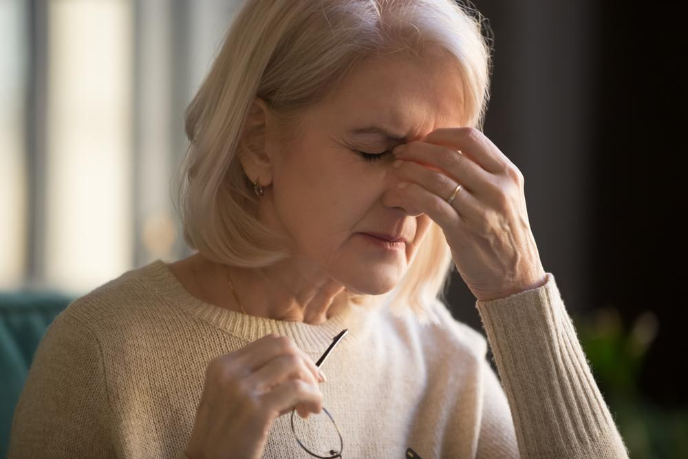 Are dizziness and headache symptoms of coronavirus disease?