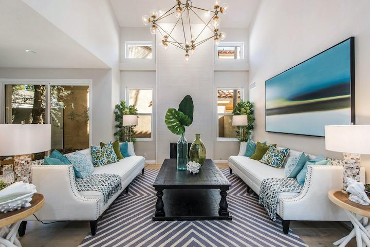 HOME STAGING BENEFIT INVESTMENT OF BUYERS IN REAL ESTATE