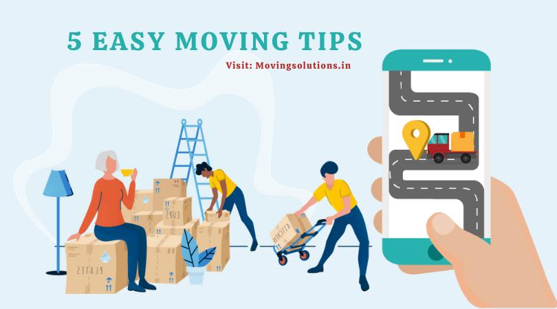 5 Important Relocation Tips and Advice