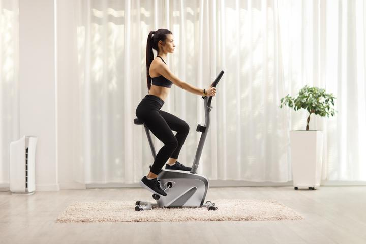 How Home Exercise Bikes Can Boost One's Immune System and Health Altogether