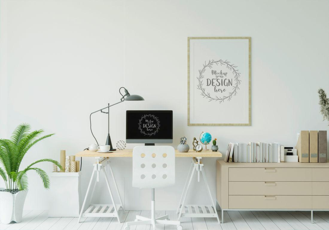 How To Easily Set Up A Home Office