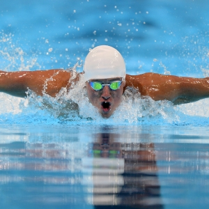 Swimming: A Whole Body Workout to Maintain Body Structure