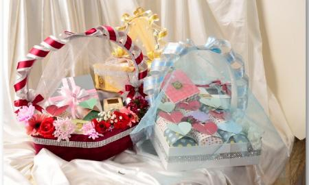 Effective Packaging Solution for Muslims Tradition Gift Giving Box Series