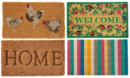 Doormats to Go With Your Spring Decor