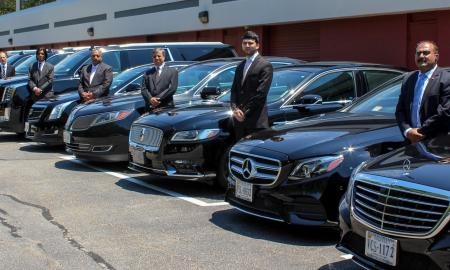 Airports providing Limousine services