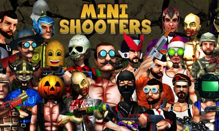 Mini Shooters: Battleground Shooting Game | Multiplayer Shooting Game