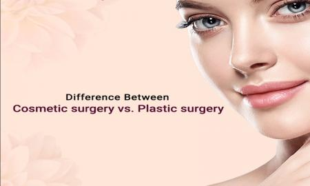 How Cosmetic Surgery is Different from Plastic Surgery?
