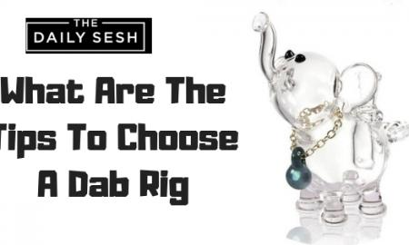 What Are The Tips To Choose A Dab Rig