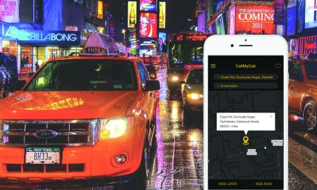 Development of Mobile Taxi Booking Application like Uber