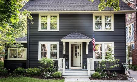"7 Home Exterior Paint Colors Are Always ""In-Trend"""