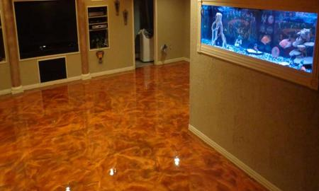 Advantages of Reliable Epoxy Floor Coating in Residential Settings
