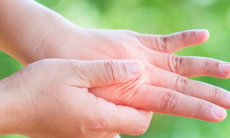 What is the cause of hand pain? How can you get relief from pain?