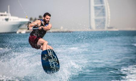 Adventure Sports and other Things to do in Dubai
