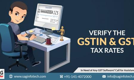 How to Verify the GSTIN and GST Tax Rates to Escape GST Theft