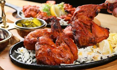 Surprise Your Guests With Home Made Tandoori Chicken Masala!