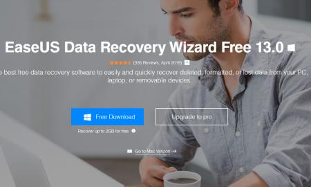 All That You Need To Know About EaseUs Data Recovery Wizard (Free)