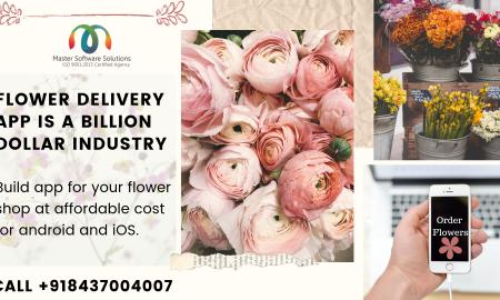 How Mobile Delivery App Development Solution Can Help A Flower Business Owner