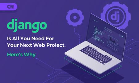 Top Benefits of Using Django for Your Next Web Project