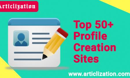Updated High DA Do-follow Profile Creation Sites list 2020 for Improve Ranking