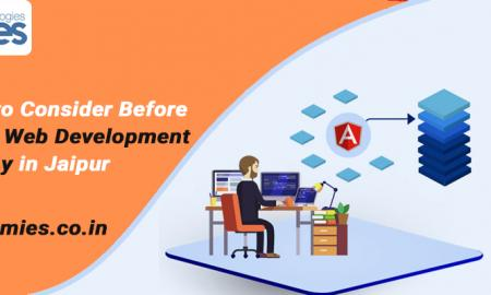 Things to Consider Before Hiring a Web Development Company in Jaipur