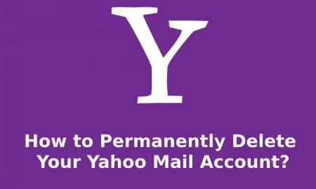Process to Delete a Yahoo Email Account Permanently?