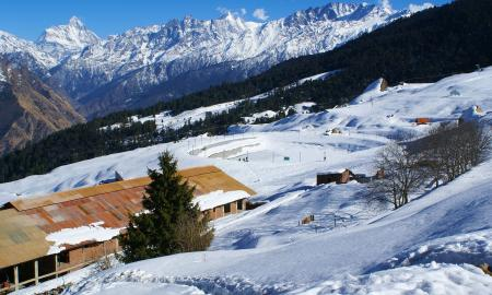 Places To Visit In Auli (Uttrakhand)