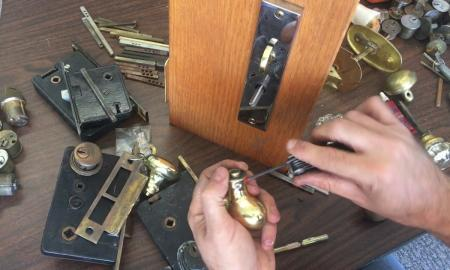 Ways to Recycle an Old Lock