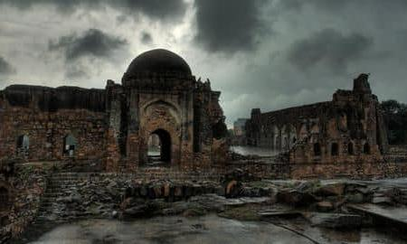 Top 5 Haunted Place in India