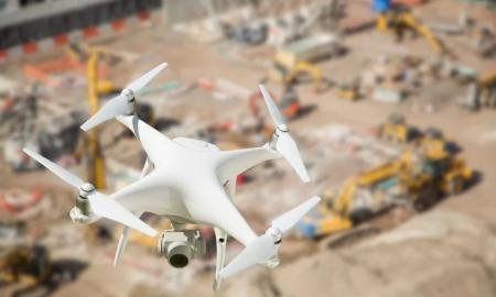 The Rise of Drones in Construction Industry