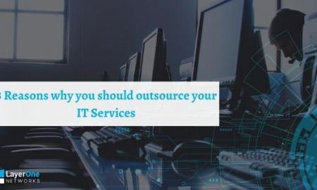 8 Reasons why you should outsource your IT Services