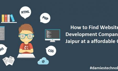 How to Find Website Development Company in Jaipur at an Affordable Cost